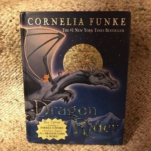 Book: Dragon Rider by Cornelia Funke